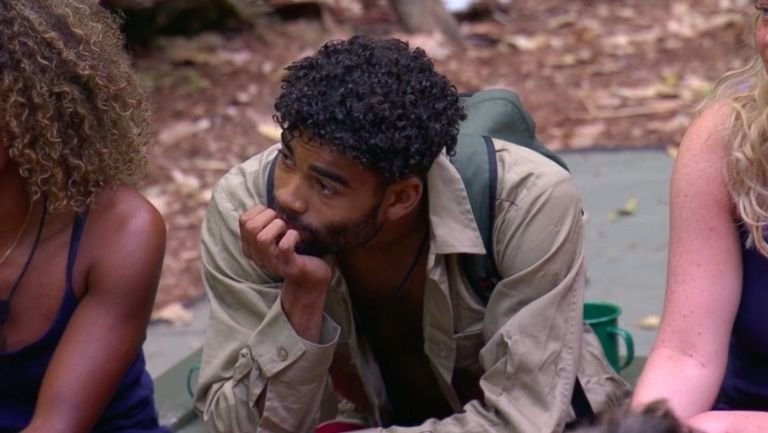 Who left I'm A Celebrity last night in the latest elimination?