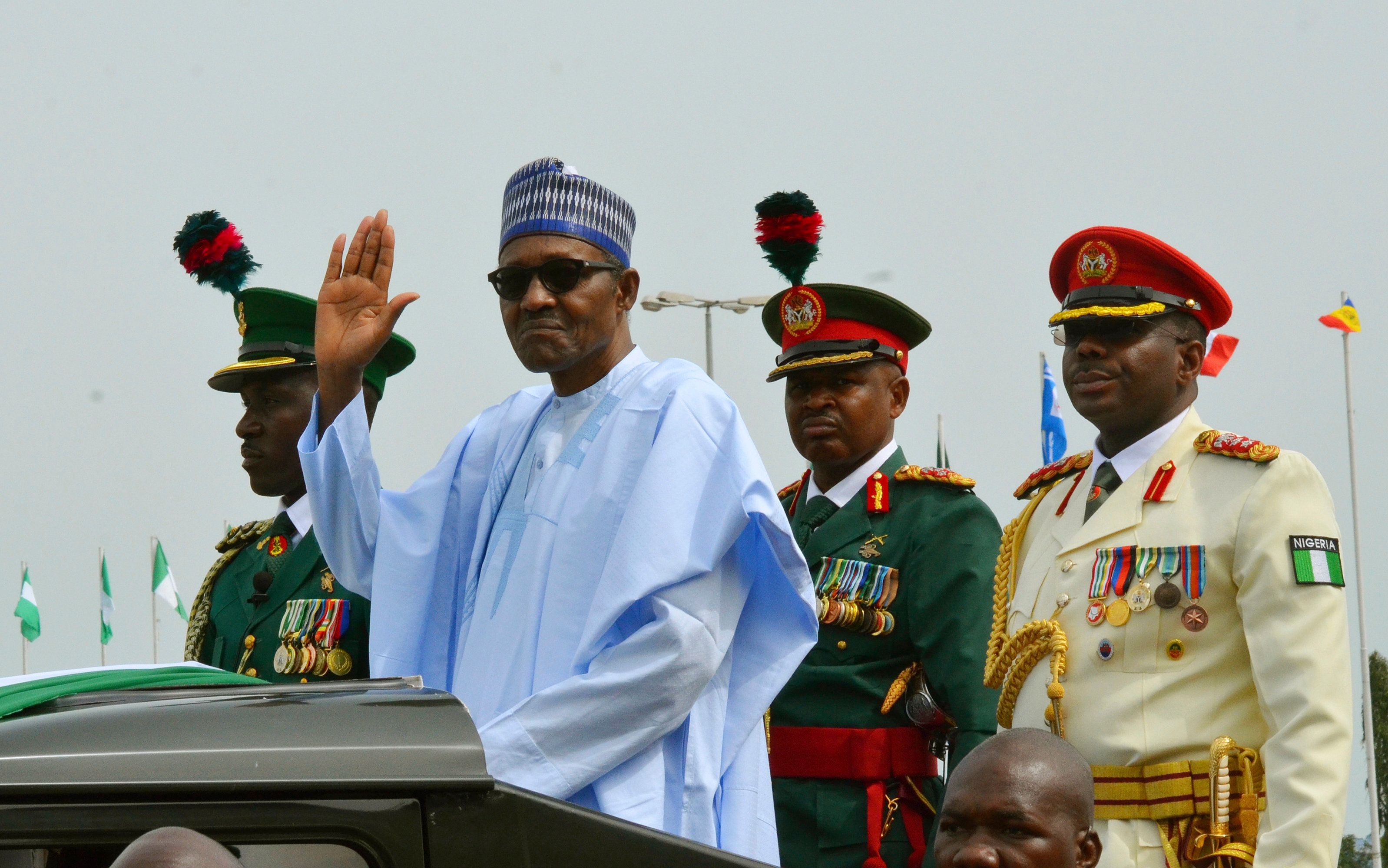 Nigeria's President Denies Rumours He Died And Was Replaced By A Sudanese