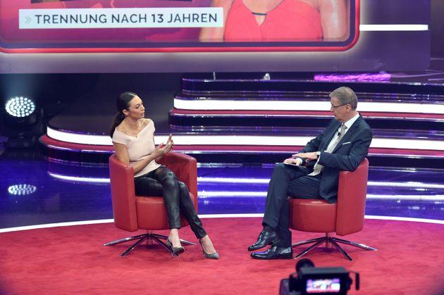 Im Gespräch mit Günther Jauch sprach Lilly Becker über die Trennung von Boris Becker.