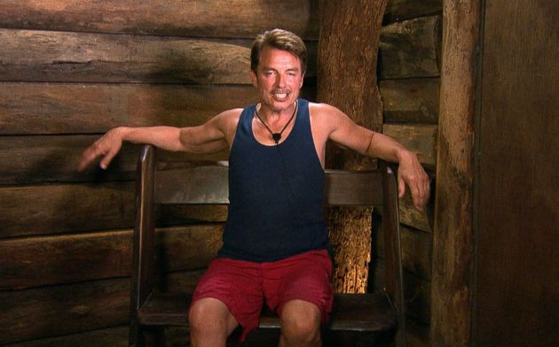 John Barrowman Returns To 'I'm A Celebrity' After Spending Night In Hospital Following Nasty