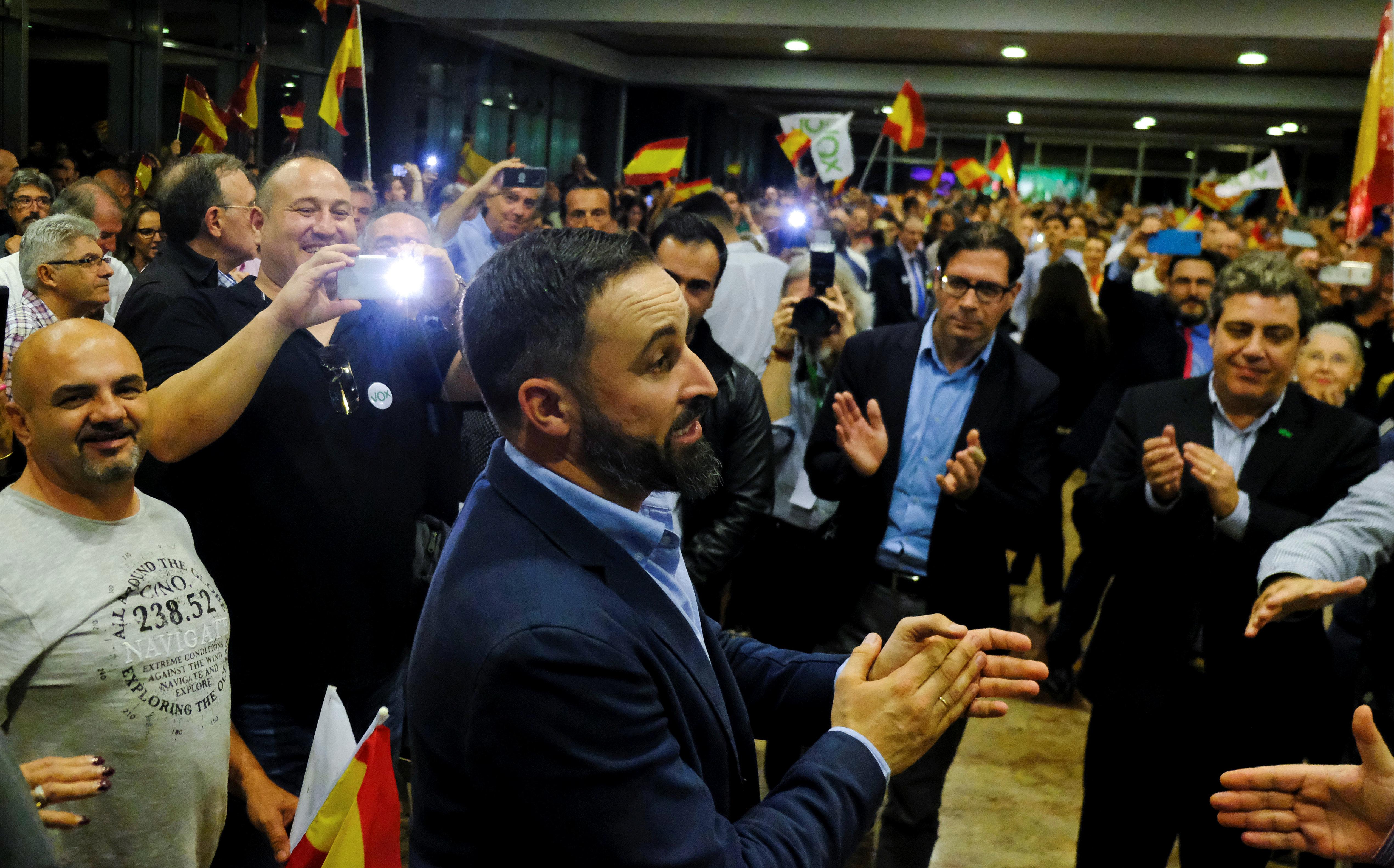 En Espagne, l'extrême droite entre en force au parlement régional