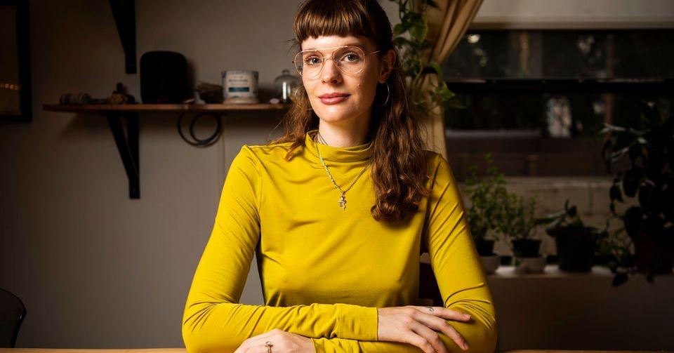 Amy Boyajian hat früher als Sexarbeiterin gearbeitet.