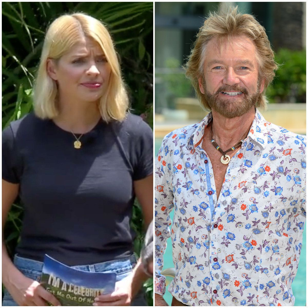 Noel Edmonds Denies Feud With 'I'm A Celebrity' Host Holly