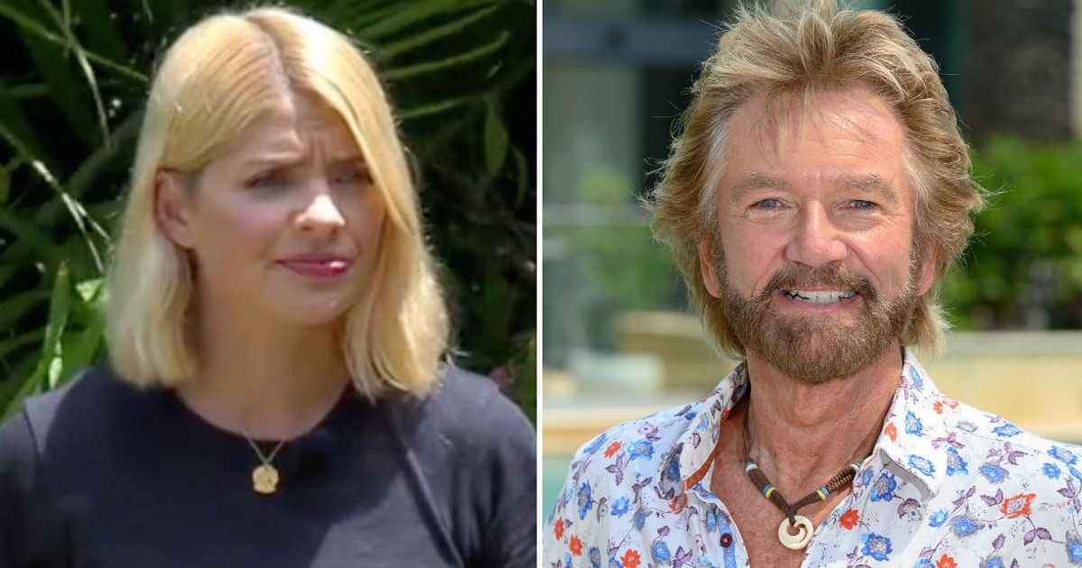 Noel Edmonds Denies Feud With 'I'm A Celebrity' Host Holly Willoughby