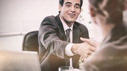 Wie führt man ein Einstellungsgespräch mit einem