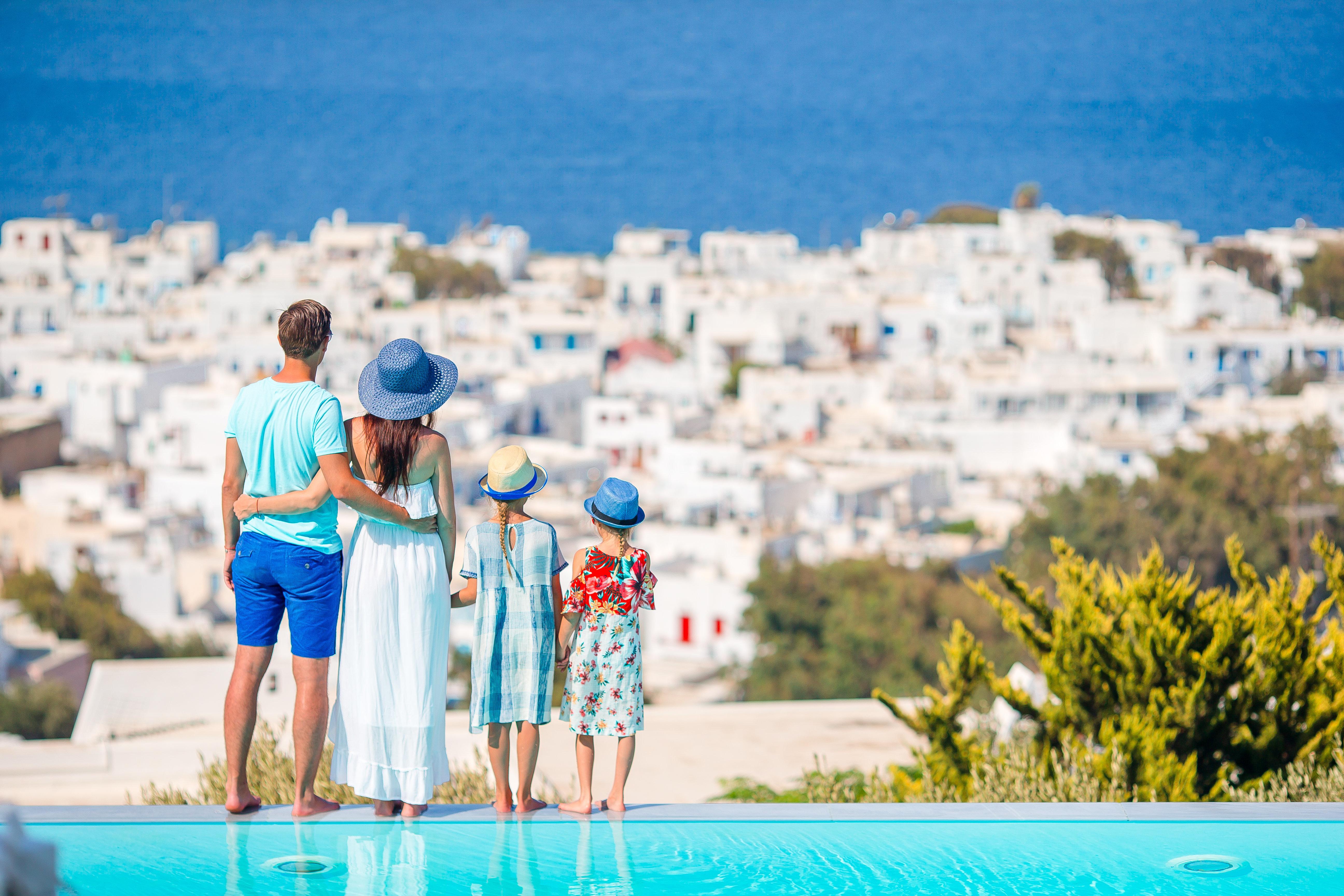 Traveler Awards: Κορυφαίος τουριστικός προορισμός για οικογενειακές διακοπές η