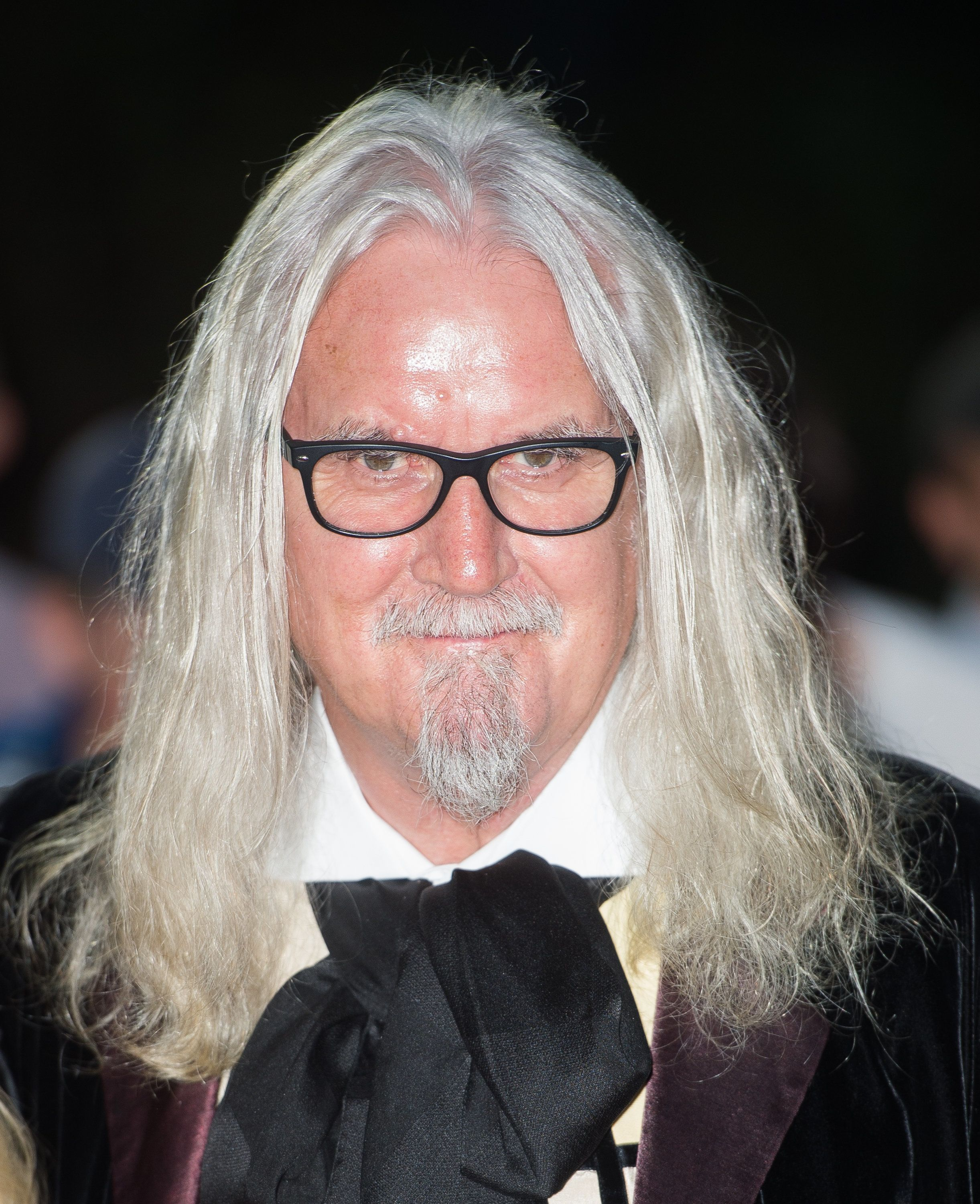 Sir Billy Connolly is living with Parkinson's