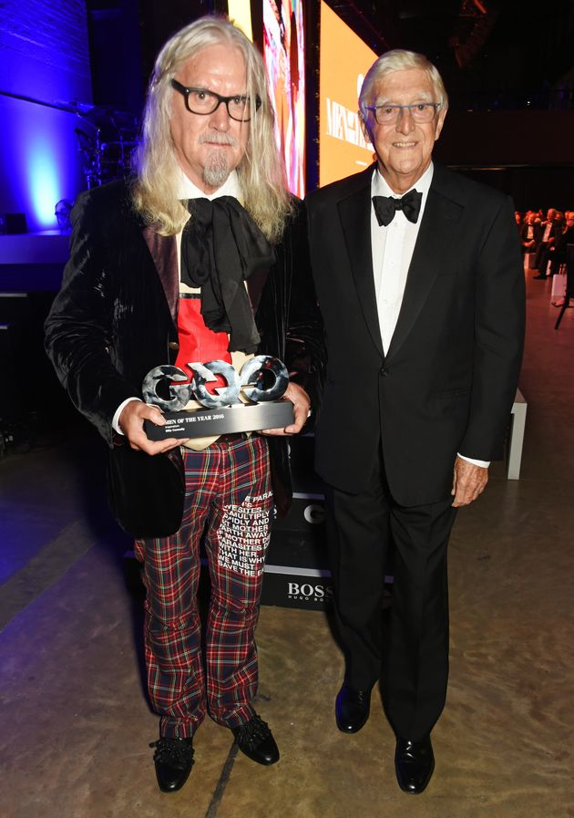 Sir Michael Parkinson made claims about the state of Billy's