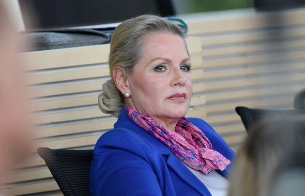 Die schleswig-holsteinische AfD-Landesvorsitzende Doris vonSayn-Wittgenstein.