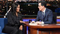 Les filles de Michelle Obama ont appris à conduire d'une manière assez