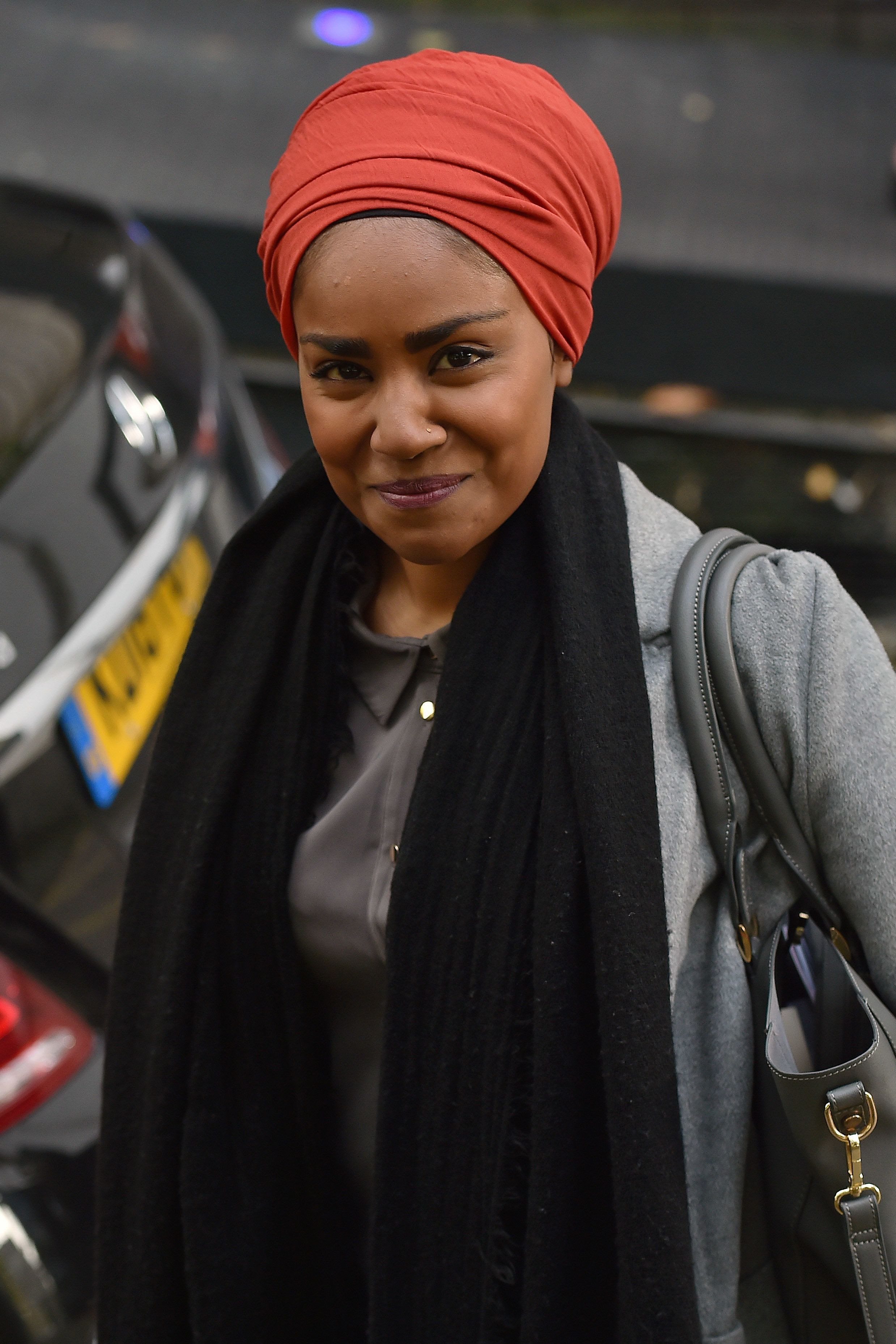 Nadiya Hussain Hits Back At Claims She's 'Jumping On The Mental Health