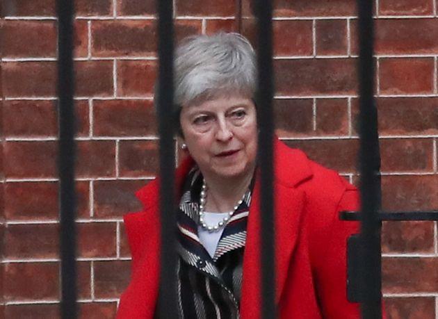 Gefangen im Brexit-Wahnsinn: Theresa May
