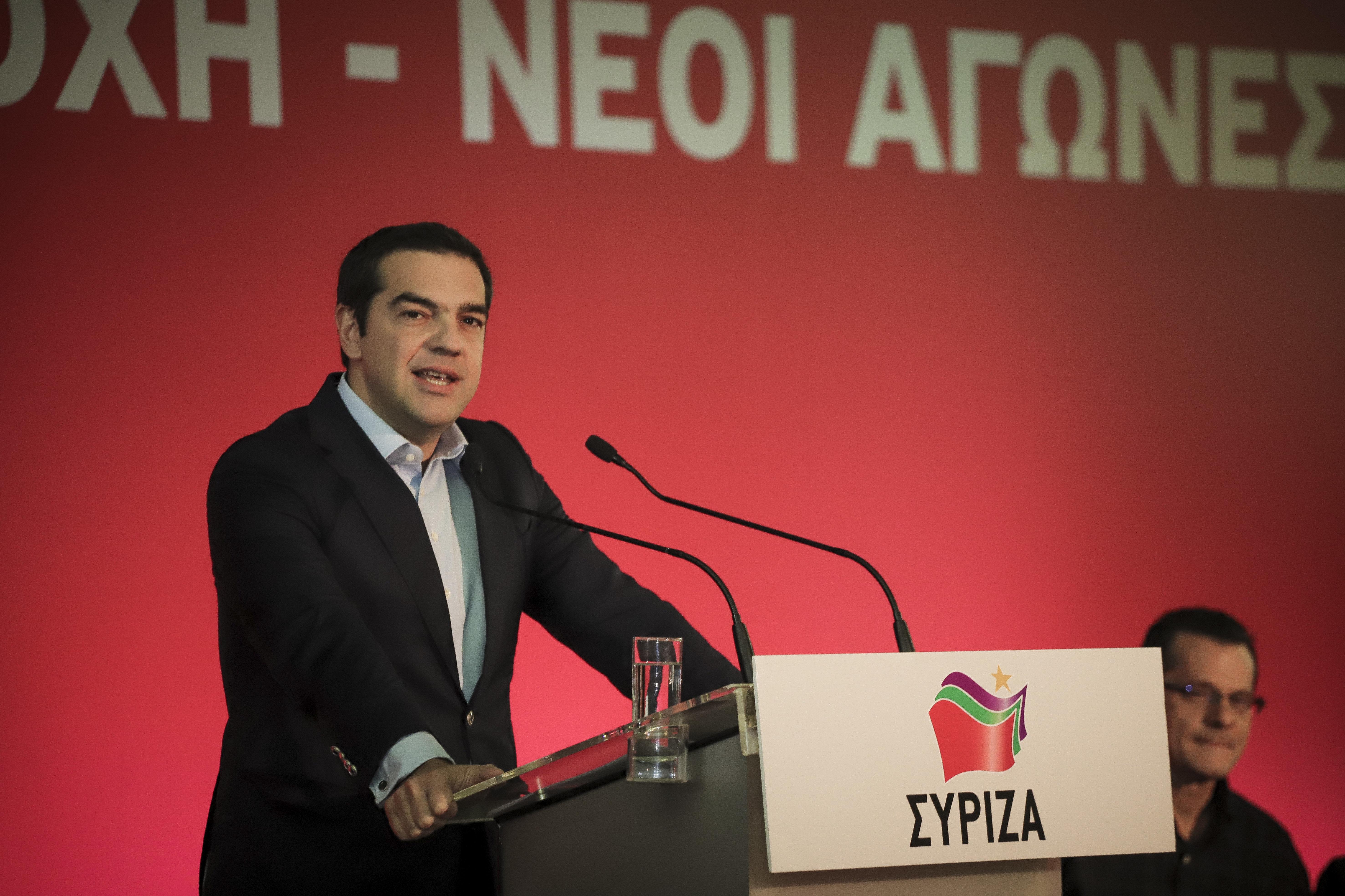 Τσίπρας: Έκτακτη οικονομική ενίσχυση 42 εκατ. ευρώ σε 40.000-45.000
