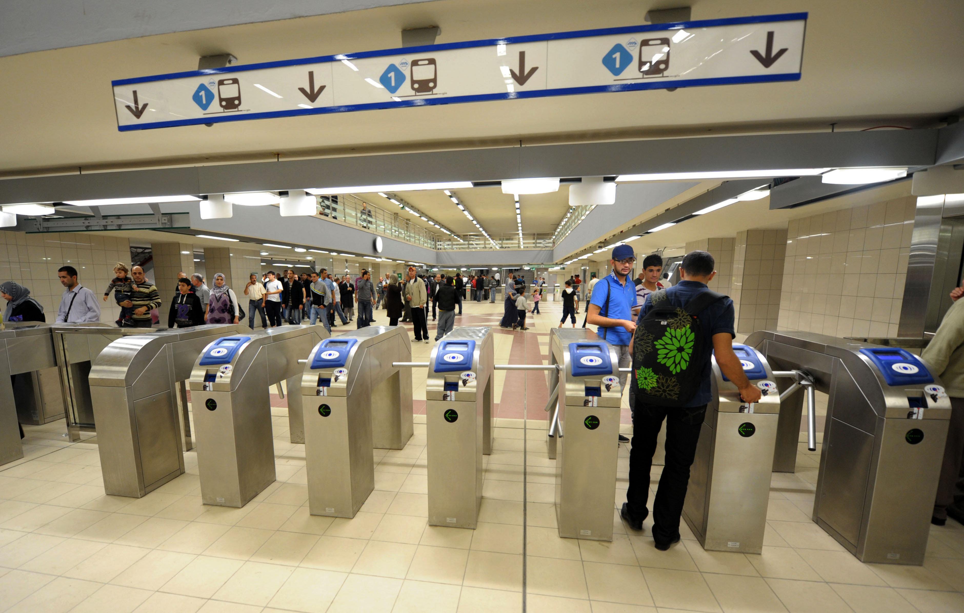 Changement des horaires d'exploitation de la ligne 1 du métro