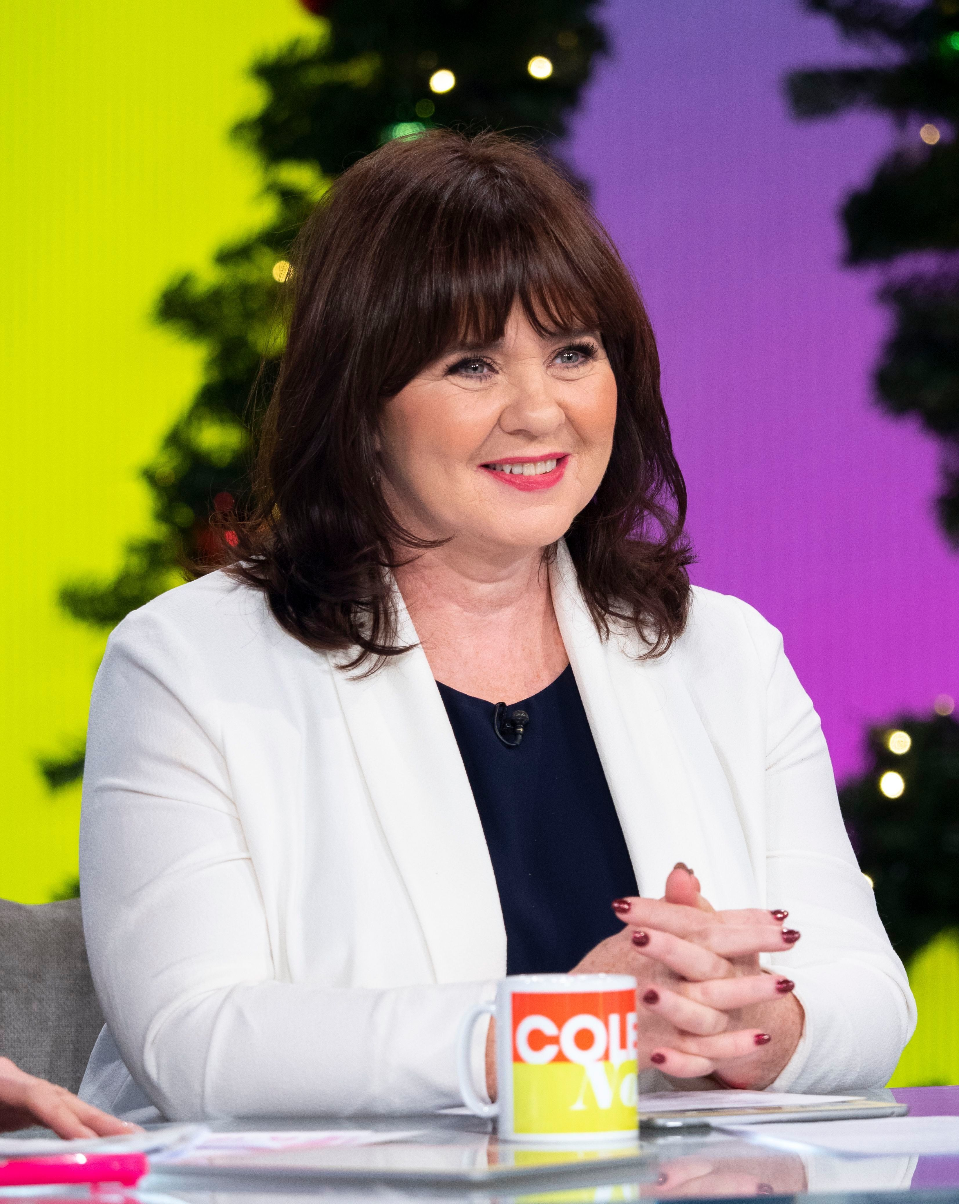 Coleen Nolan Returns To 'Loose Women' Three Months On From Controversial Kim Woodburn