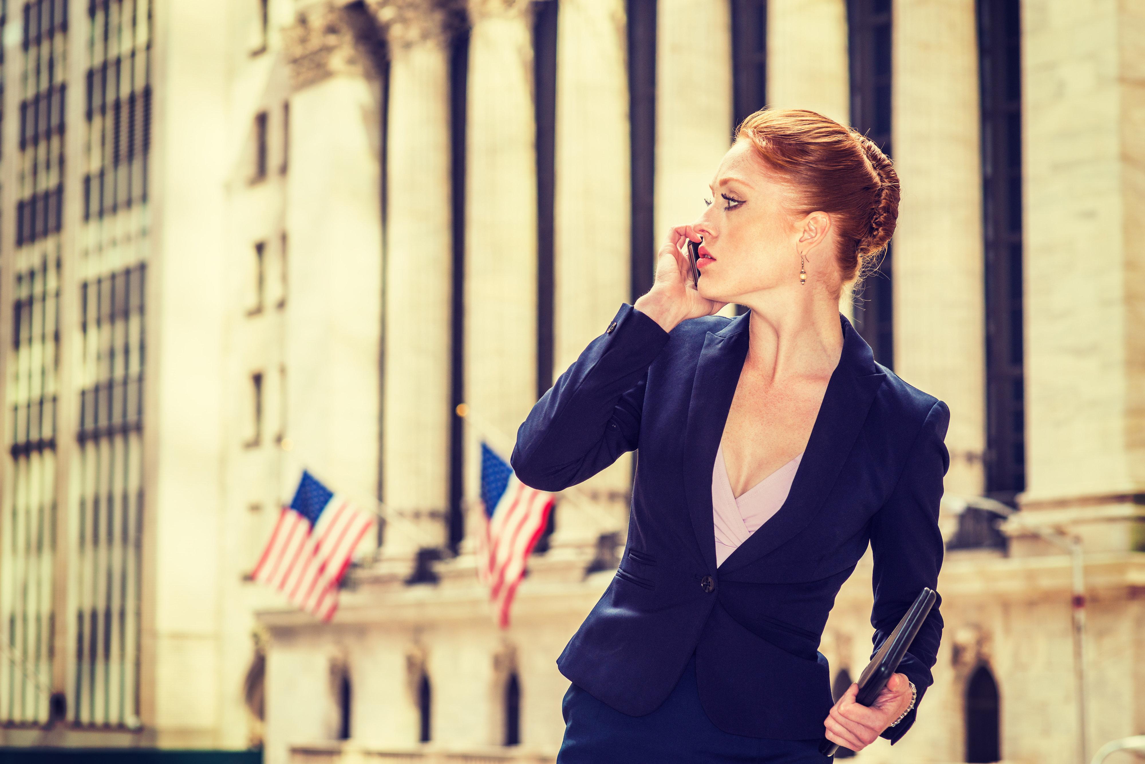O νέος κανόνας της Wall Street στην εποχή του #Metoo: Αποφύγετε τις γυναίκες με κάθε