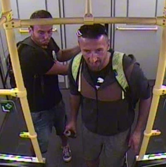 Berlin: Zwei Männer verprügeln Fahrgast in U-Bahn –Polizei fahndet nach