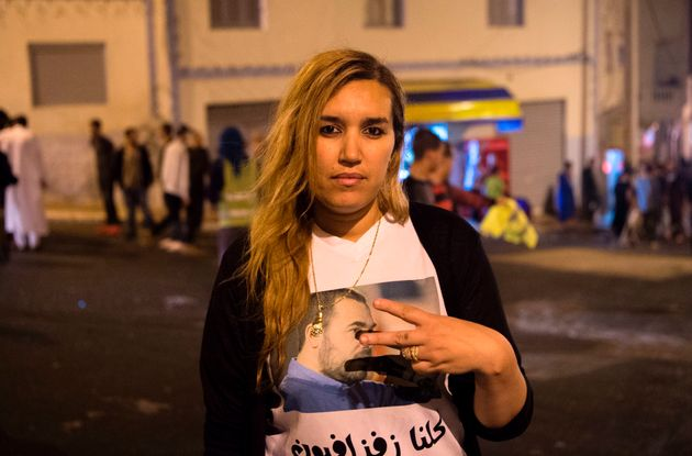Amnesty International plaide pour la figure du Hirak, Nawal