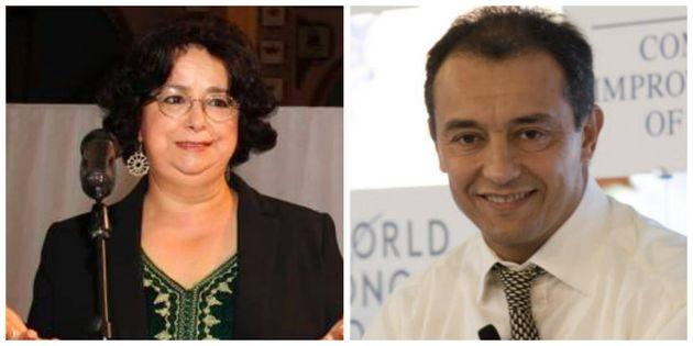 Le roi Mohammed VI nomme Ahmed Reda Chami à la tête du CESE et Latifa Akharbach à la