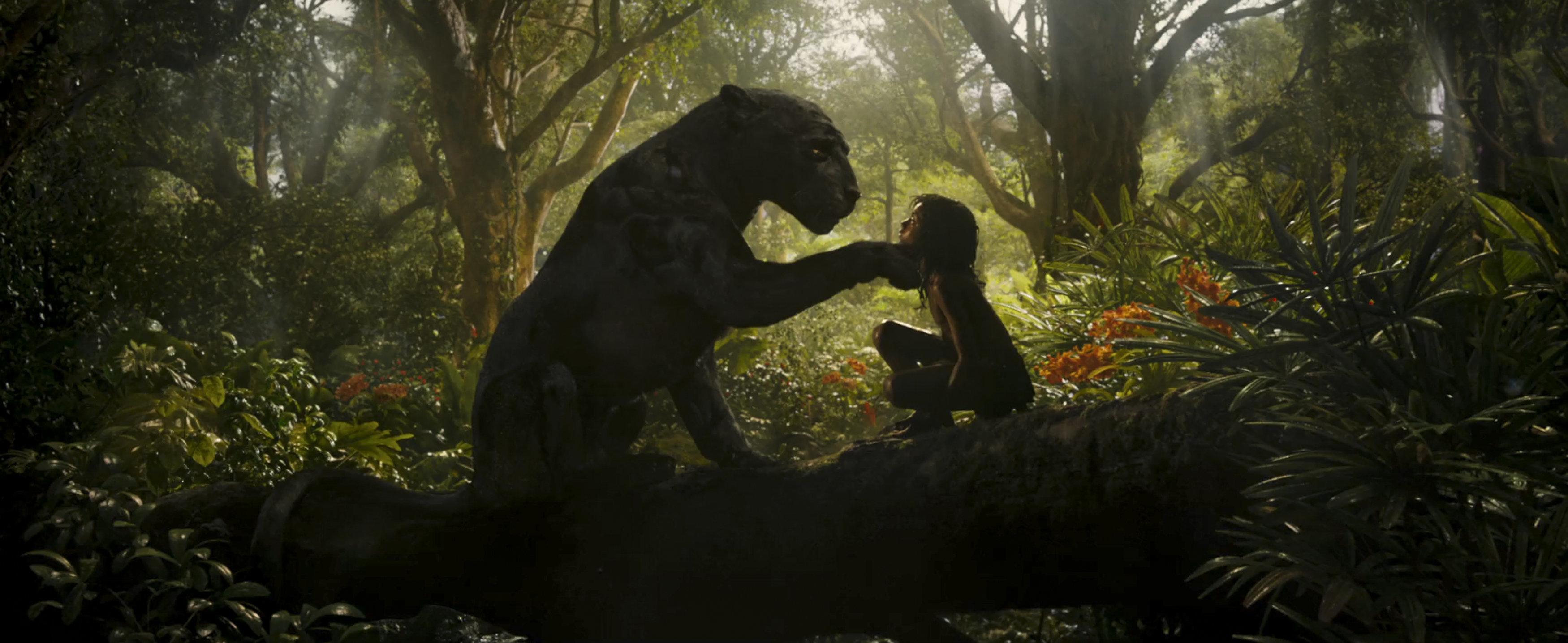 """Mowgli: Legend of the Jungle"" on Netflix."