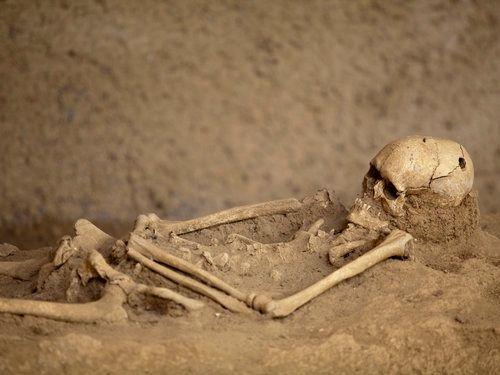 Κρακοβία: Το μυστήριο του παιδικού σκελετού που βρέθηκε σε