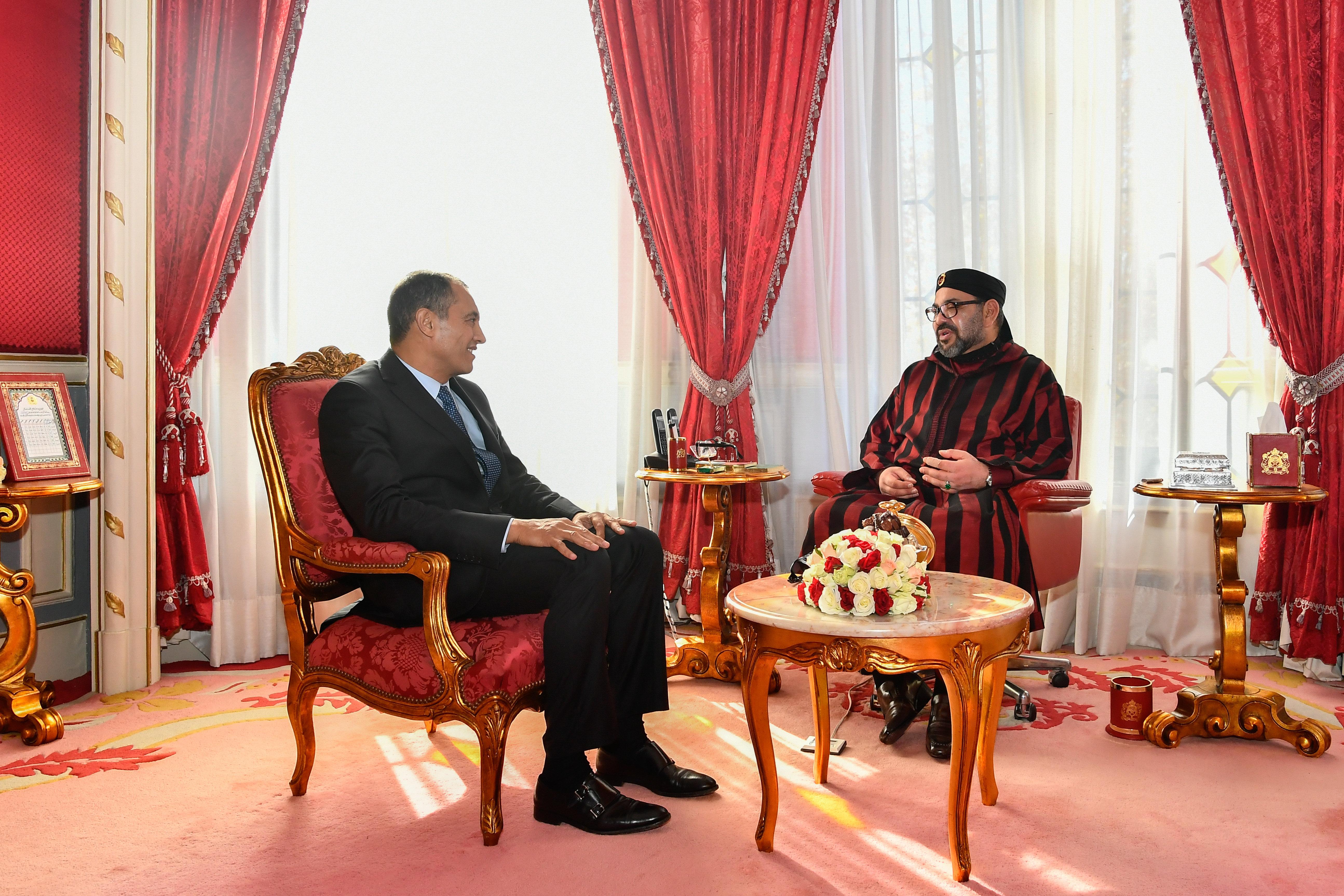 Qui est Ahmed Reda Chami, nommé par le roi Mohammed VI pour présider le