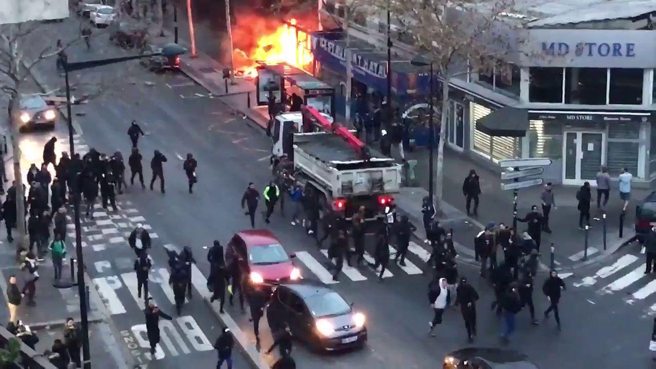 Frankreich: Nach den
