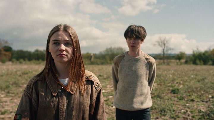 """The End of the F***ing World"" on Netflix."