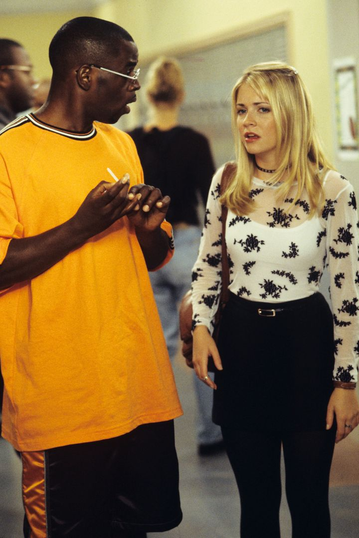 """Sabrina the Teenage Witch,"" starring Melissa Joan Hart, ran from 1996 to 2003."