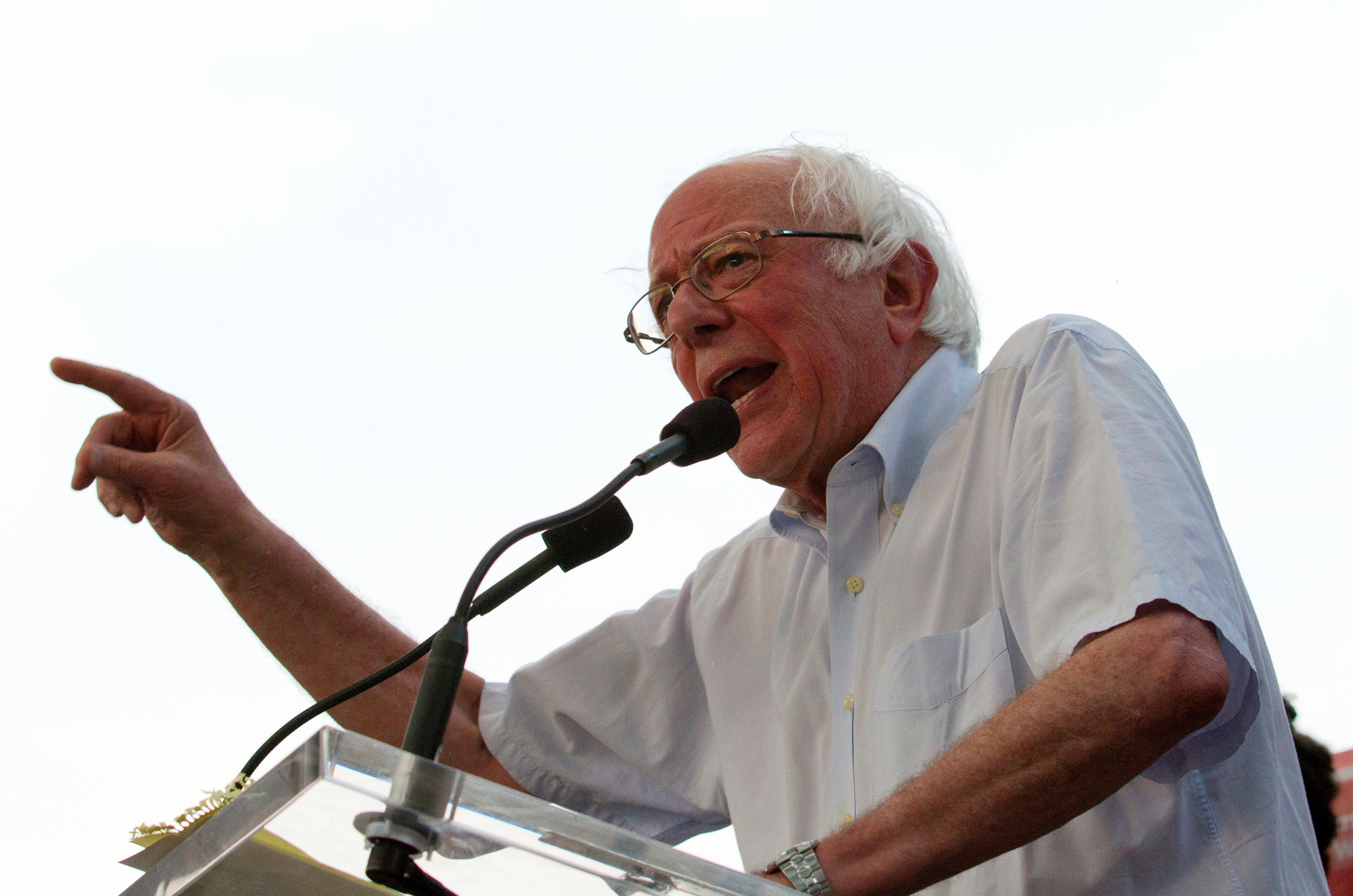 Bernie Sanders raises $6 million in first 24 hours