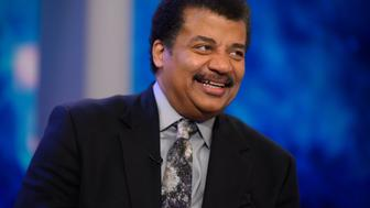 TODAY -- Pictured: Neil deGrasse Tyson on Wednesday, November 7, 2018 -- (Photo by: Nathan Congleton/NBC/NBCU Photo Bank via Getty Images)