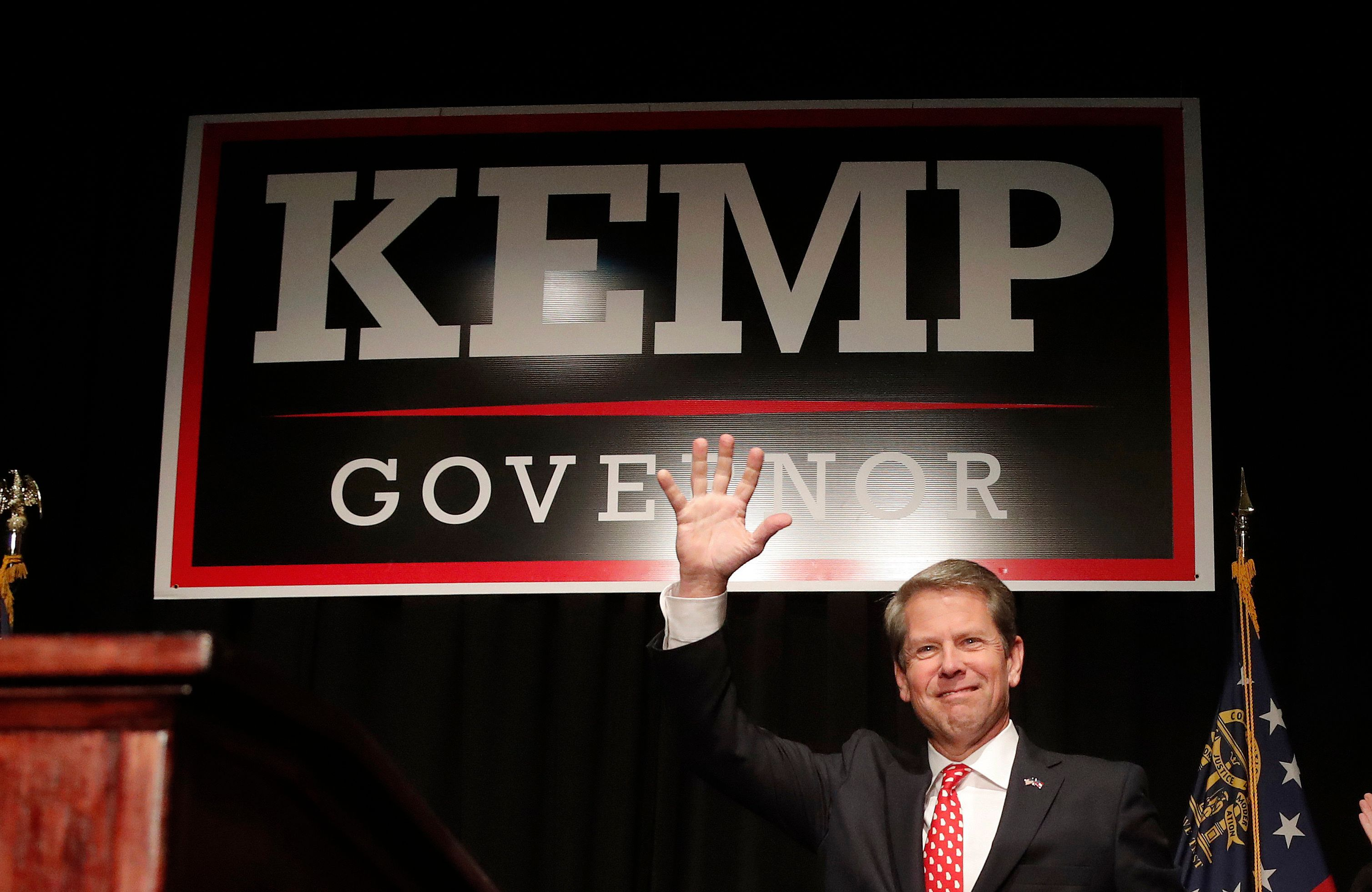 Elijah Cummings Wants Brian Kemp To Testify In Washington About Voter