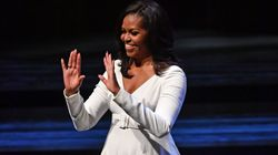 Michelle Obama Tells Young Women In London: 'World Leaders Don't Have Better Ideas Than