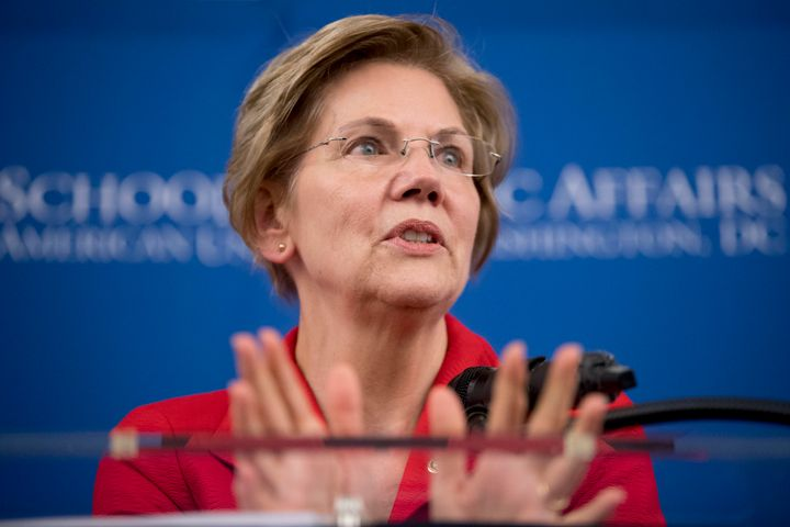 "Elizabeth Warren ""deserves credit for saying what most in Washington refuse to admit,"" write Stephen Miles and Kate Kizer."