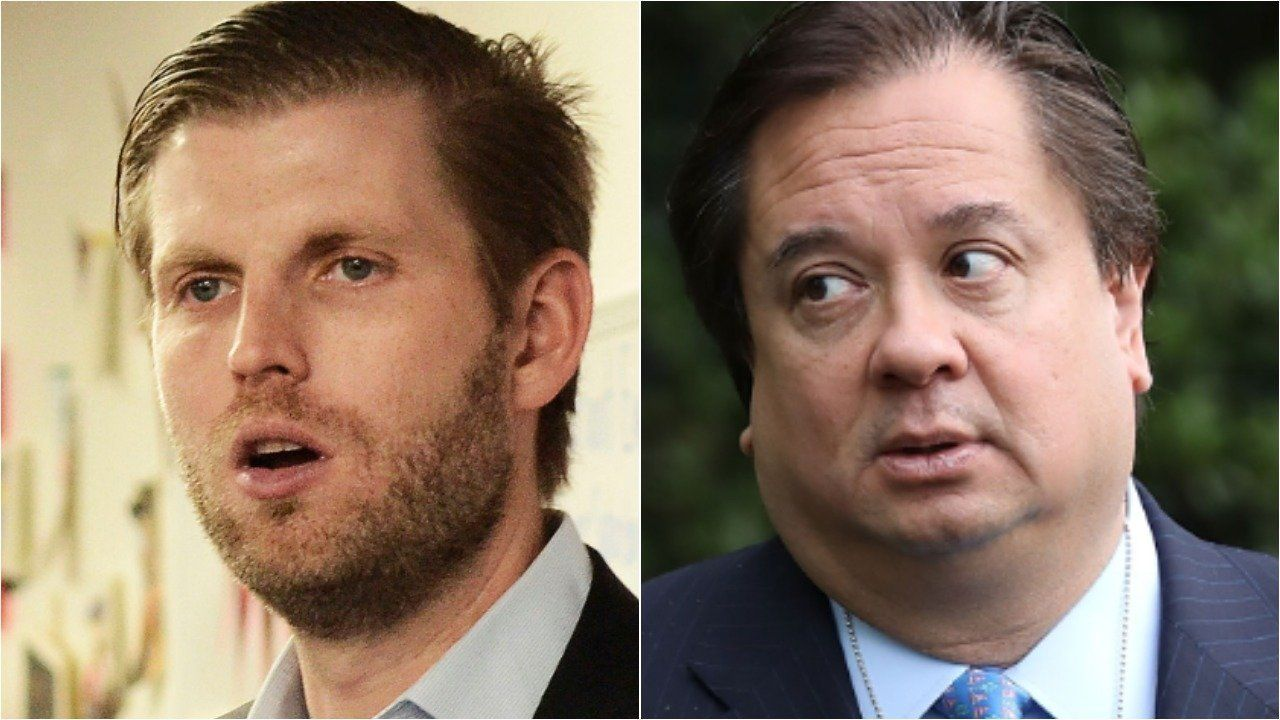 Eric Trump, George Conway