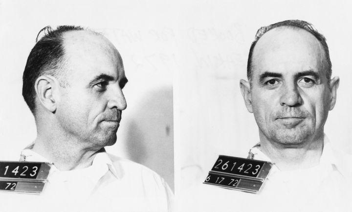 워터게이트 불법침입범 제임스 매코드.