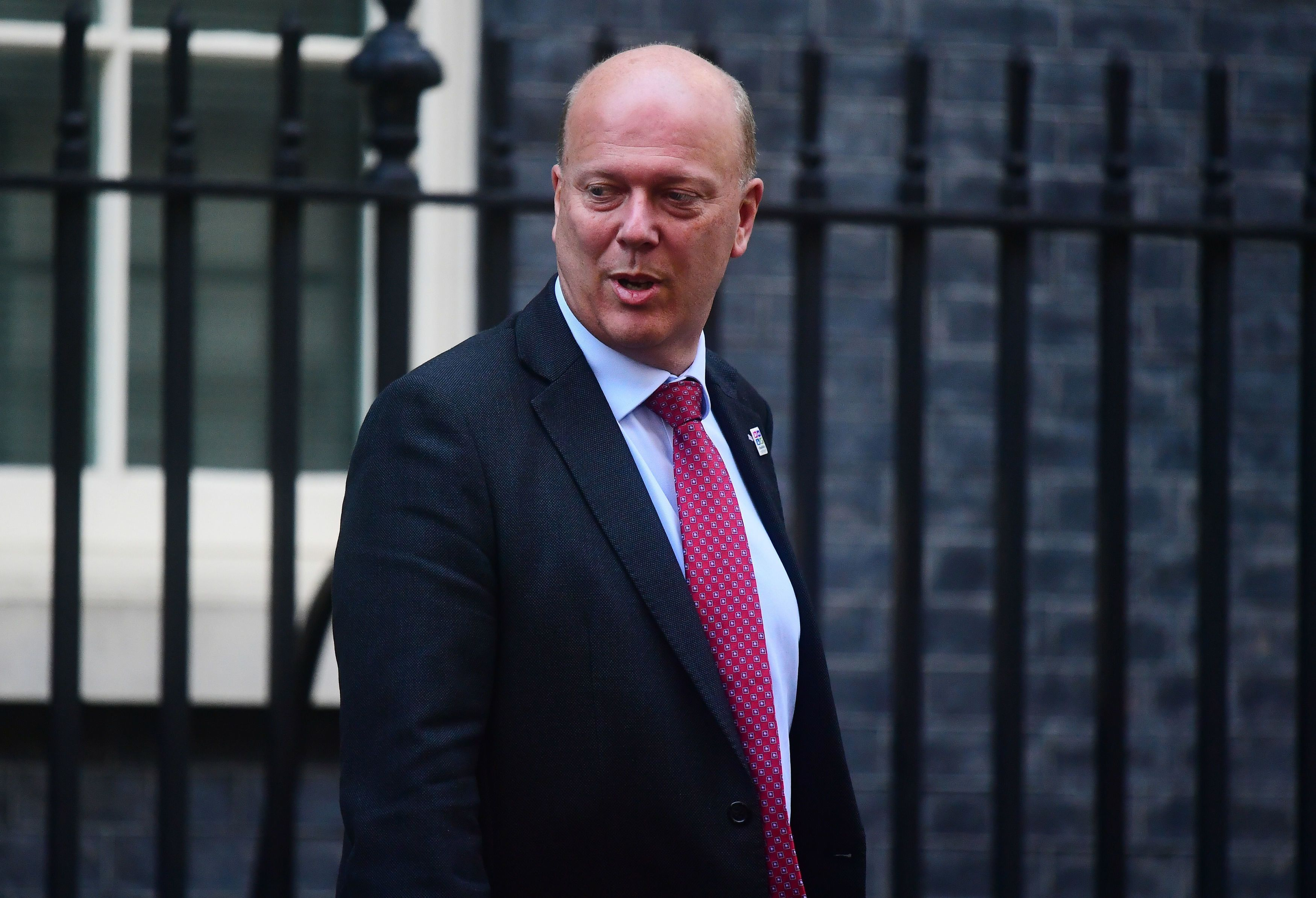 Chris Grayling's Stint As Transport Secretary Mauled By MPs In Damning