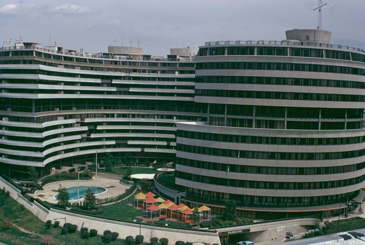 워터게이트 빌딩.