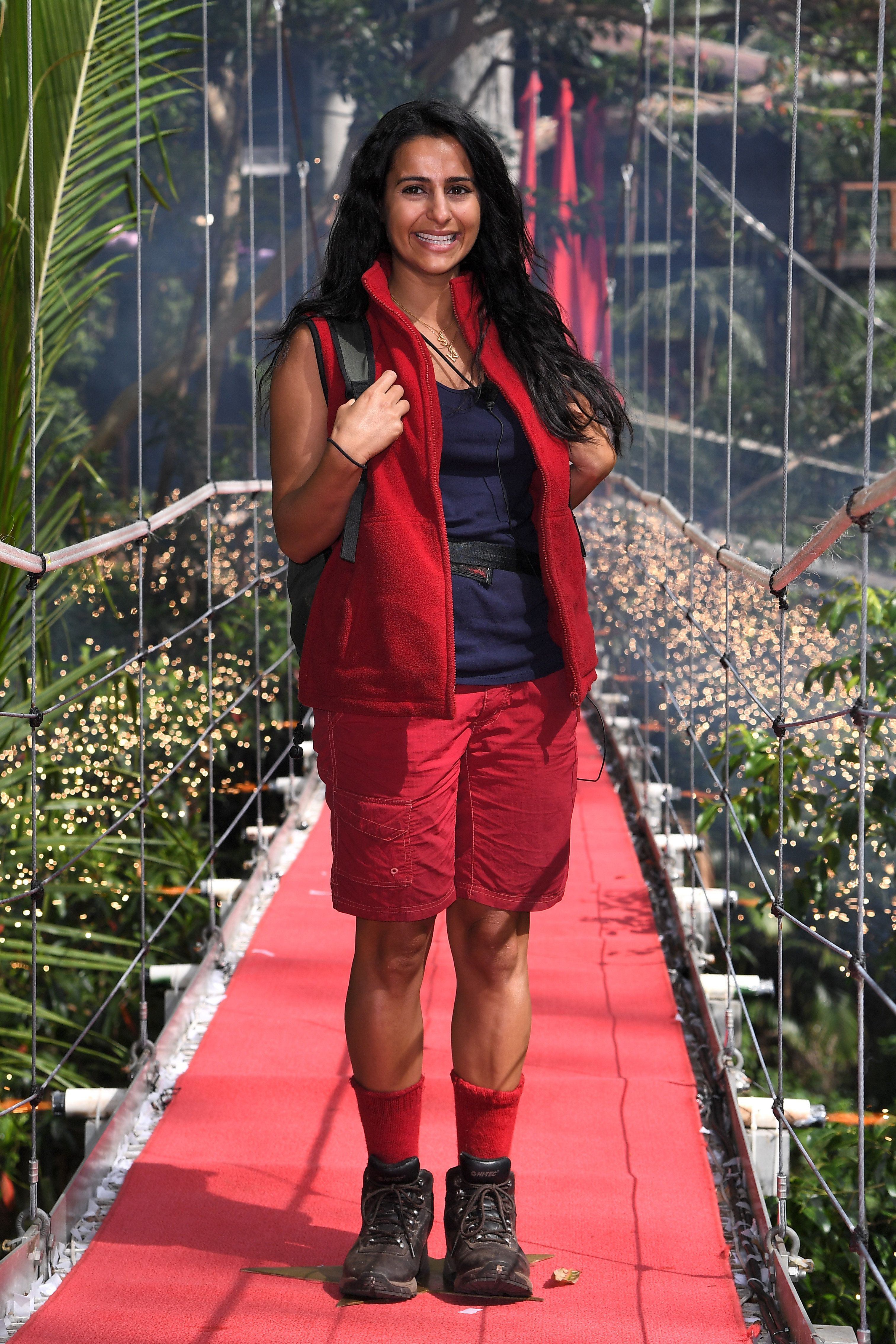 Sair Khan Is The Third Star To Be Voted Off 'I'm A Celebrity', But Viewers Spot Something