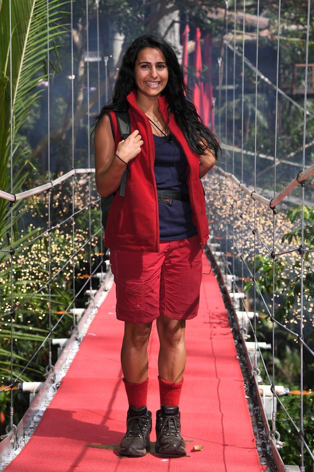 'I'm A Celebrity': Sair Khan Is The Third Star To Be Voted Off, But Viewers Spot Something Odd