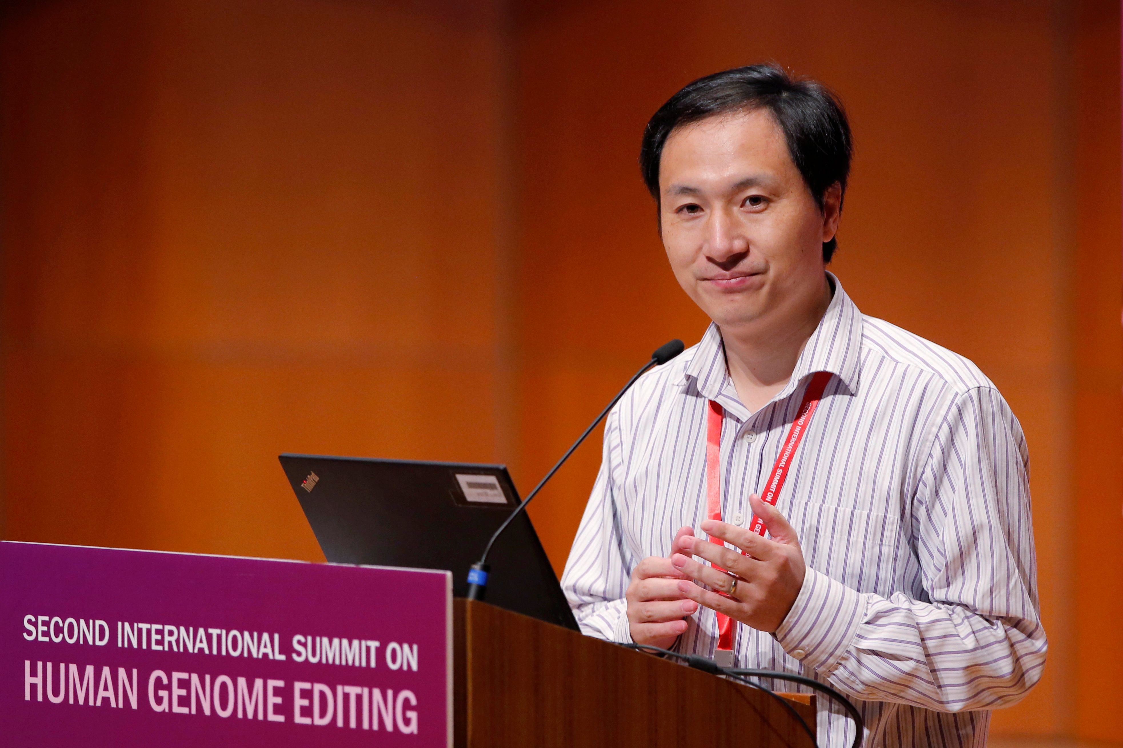 Where Is He Jiankui? Chinese Scientist Who Gene-Edited Babies Reportedly