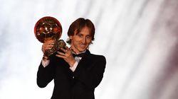 Luka Modric, petit réfugié devenu Ballon