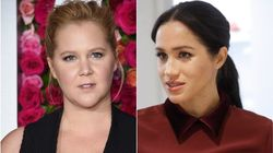 Amy Schumer: Meghan Markle Is My