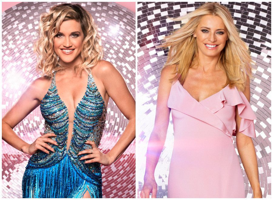 Tess Daly Calls For 'Strictly' Viewers To 'Cut Ashley Roberts Some