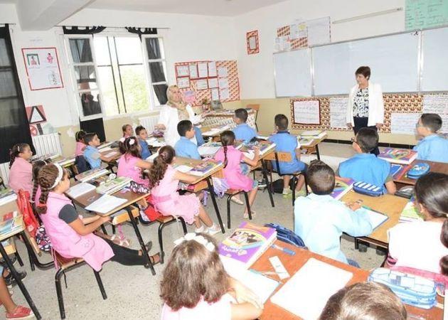 Le taux de scolarisation en Algérie a atteint
