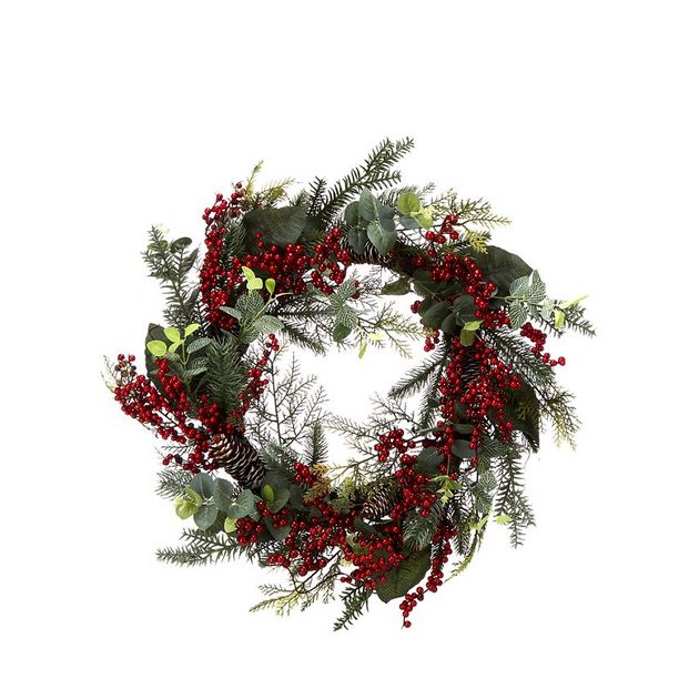 The Best Christmas Wreaths Of 2018: Decorate Your Door For Festive