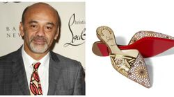 Christian Louboutin et le Royal Mansour signent une collaboration avec un duo de