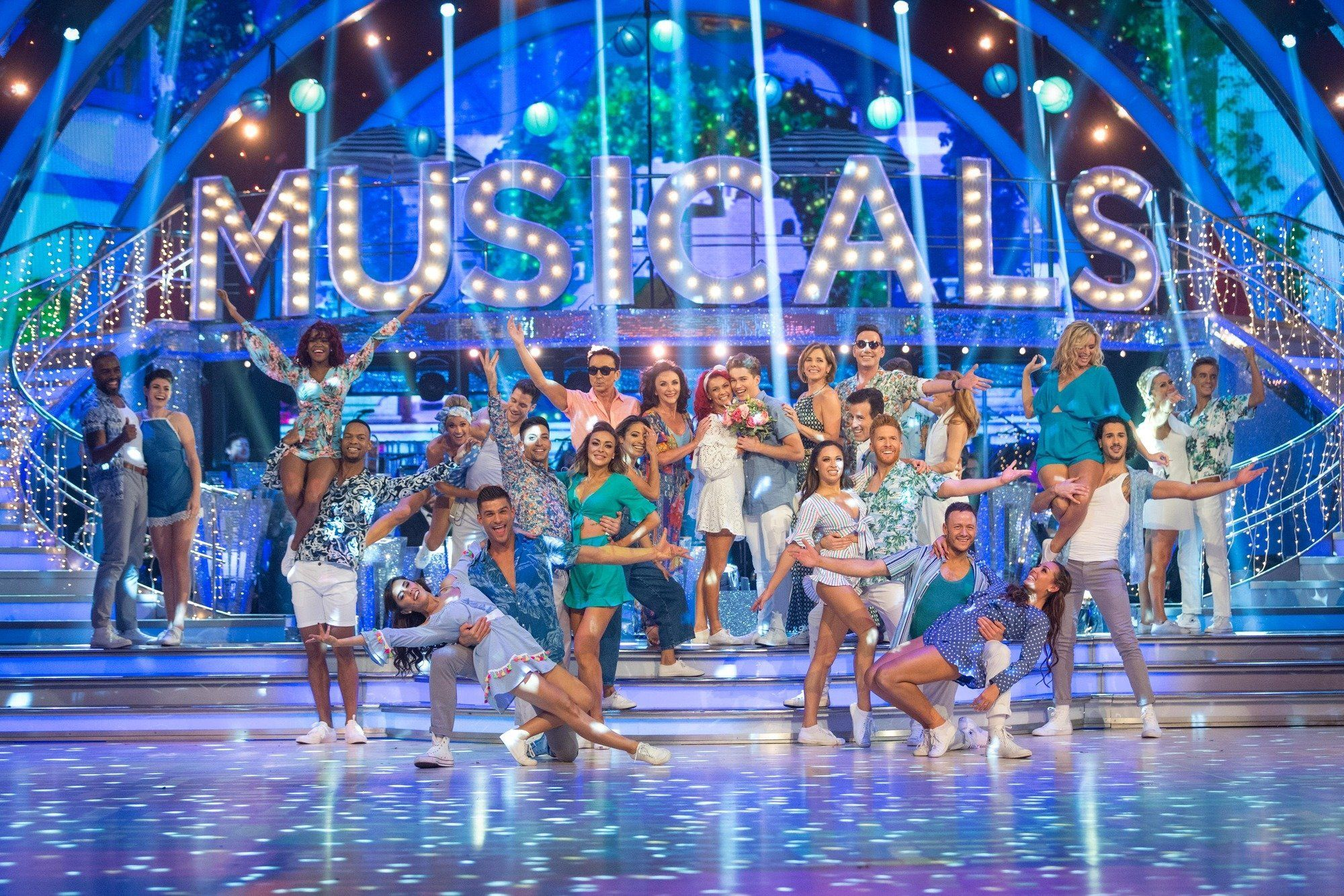 Revealed: Here's What The 'Strictly Come Dancing' Semi-Finalists Will Be Dancing To This