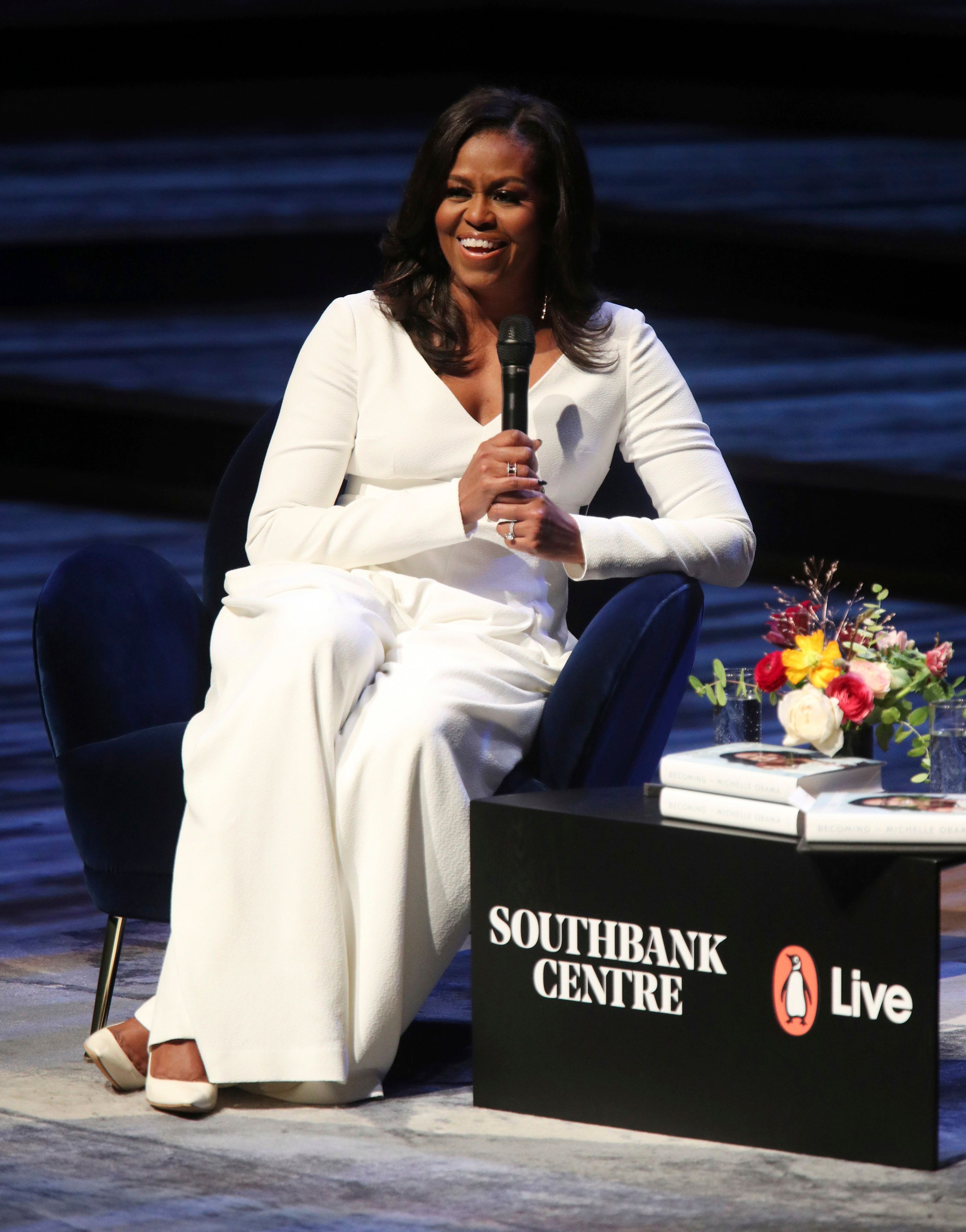 Michelle Obama: I Didn't Believe America Was Ready For A Black
