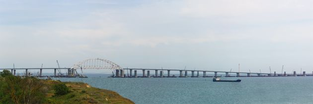 Η Ρωσία «ξεμπλοκάρει εν μέρει» τα ουκρανικά λιμάνια στην Αζοφική